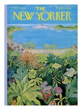 The New Yorker Cover - February 17, 1962 Regular Giclee Print by Ilonka Karasz