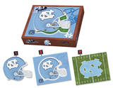 University Of North Carolina Tar Heels North Carolina Puzzle Jigsaw Puzzle