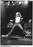 Led Zeppelin - Robert Plant - Earls Court 1975 - Poster