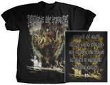 Cradle of Filth - Titans T-shirts