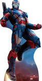 Iron Patriot - Iron Man 3 Marvel Lifesize Standup Poster Stand Up