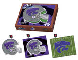 Kansas State University Wildcats Kansas State Puzzle Puzzle