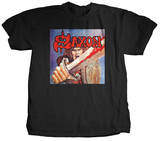 Saxon - Crusader Shirts