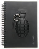 Armed Notebook - Grenade Journal