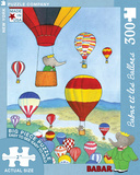 Babar et les Balloons 300 piece Puzzle Jigsaw Puzzle