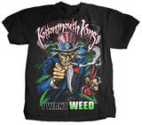 Kottonmouth Kings - I Want Weed T-shirts