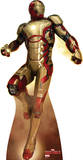 Iron Man 3 Flying - Marvel Lifesize Standup Poster Stand Up