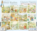 Character Scenes 500 piece Puzzle Jigsaw Puzzle