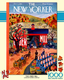 The Cider Mill 1000 piece Puzzle Puzzle