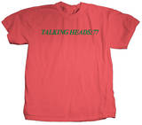 Talking Heads - &#39;77 T-shirts