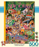 Children's Playland 500 piece Puzzle Puzzle