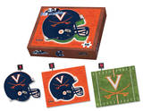 University Of Virginia Cavaliers Virginia Puzzle Jigsaw Puzzle