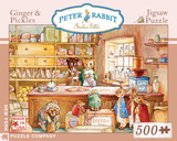 Ginger & Pickles 500 piece Puzzle Jigsaw Puzzle