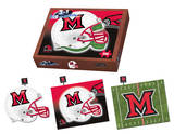 Miami University, Ohio Red Hawks Miami (Oh) Puzzle Jigsaw Puzzle
