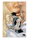 Uncanny X-Men No.527 Cover: Namor Hugging Prints by Terry Dodson