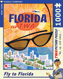 Florida 1000 piece Puzzle Jigsaw Puzzle