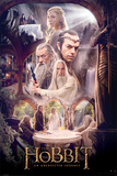 The Hobbit - White Council Poster
