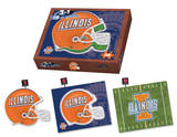 University Of Illinois Fighting Illinois Puzzle Jigsaw Puzzle