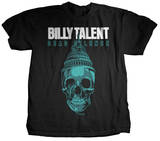 Billy Talent - Skull T-paita