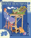 Architect - Large Format 300 piece Large Format Puzzle Jigsaw Puzzle