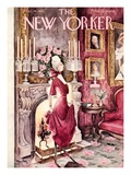 The New Yorker Cover - March 14, 1942 Regular Giclee Print by Mary Petty