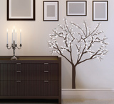 Magnolia Blossoms Wall Decal Sticker Wall Decal