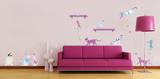 Patterned Pets Wall Decal Sticker Wall Decal
