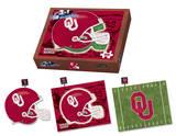 University Of Oklahoma Sooners Oklahoma Puzzle Jigsaw Puzzle