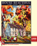 Autumn Leaves 1000 piece Puzzle Jigsaw Puzzle