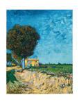 Allee bei Arles, 1888 Posters by Vincent van Gogh