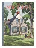 The New Yorker Cover - June 12, 1948 Regular Giclee Print by Alan Dunn