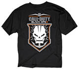 Call of Duty: Black Ops 2 - Anchored Skull Icon Shirts