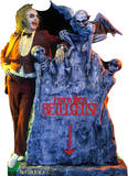 Beetlejuice - Here Lies Betelgeuse Lifesize Standup Stand Up