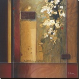 Summer Bloom Stretched Canvas Print by Don Li-Leger
