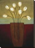 Tulips Aplenty I Stretched Canvas Print