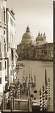 Grand Canal Stretched Canvas Print by Jeff/Boyce Maihara/Watt