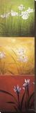 Karma Stretched Canvas Print by Don Li-Leger