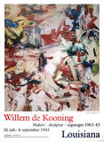 Untitled XIX Collectable Print by Willem de Kooning