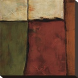 Series Esmero II Stretched Canvas Print by Nancy Villarreal Santos