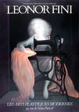 Les Arts Plastiques Modernes Plakat af Leonor Fini