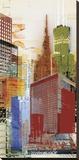 Urban Style I Stretched Canvas Print by Noah Li-Leger