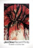 Jim Dine - Recent Prints (Robe) - Art Print