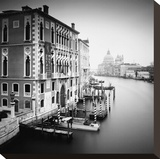 Canal Grande I Stretched Canvas Print by Nina Papiorek