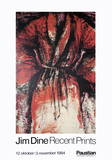 Recent Prints Edición limitada por Jim Dine