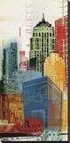 Urban Style II Stretched Canvas Print by Noah Li-Leger