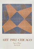 Art Chicago Prints by Jack Tworkov