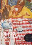 Das Café – Kleinformat Poster von Pierre Bonnard