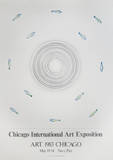 Chicago International Art Exposition Limited Edition by Ed Ruscha