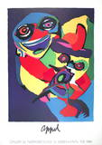 Galerie 33 Limited Edition by Karel Appel