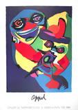 Galerie 33 Posters por Karel Appel
